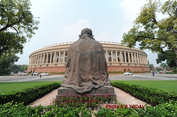 Parliament passes Farm Bills with Rajya Sabha approving it amid protest from Opposition
