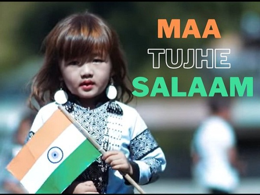 PM Modi lauds 4-year-old Mizoram girl for rendition of 'Vande Mataram'