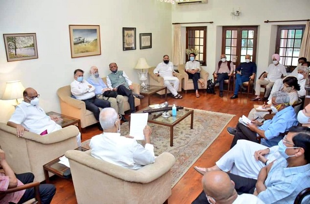 At Rashtra Manch, Opposition decides to formulate an 'alternative vision' for India