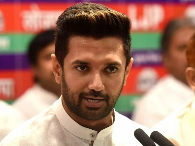 Chirag Paswan to take out Aashirvaad Yatra from July 5th…