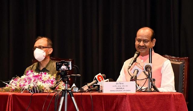 Lok Sabha Speaker Om Birla defends construction of new Parliament building