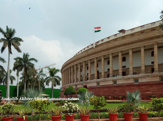 Parliament adjourned again following turmoil over Pegasus, farm laws & other issues